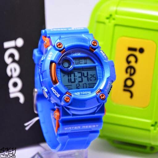 I Gear I01 Original Blue