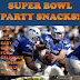 Vegetarian Superbowl Party Snacks! - Free Kindle Non-Fiction