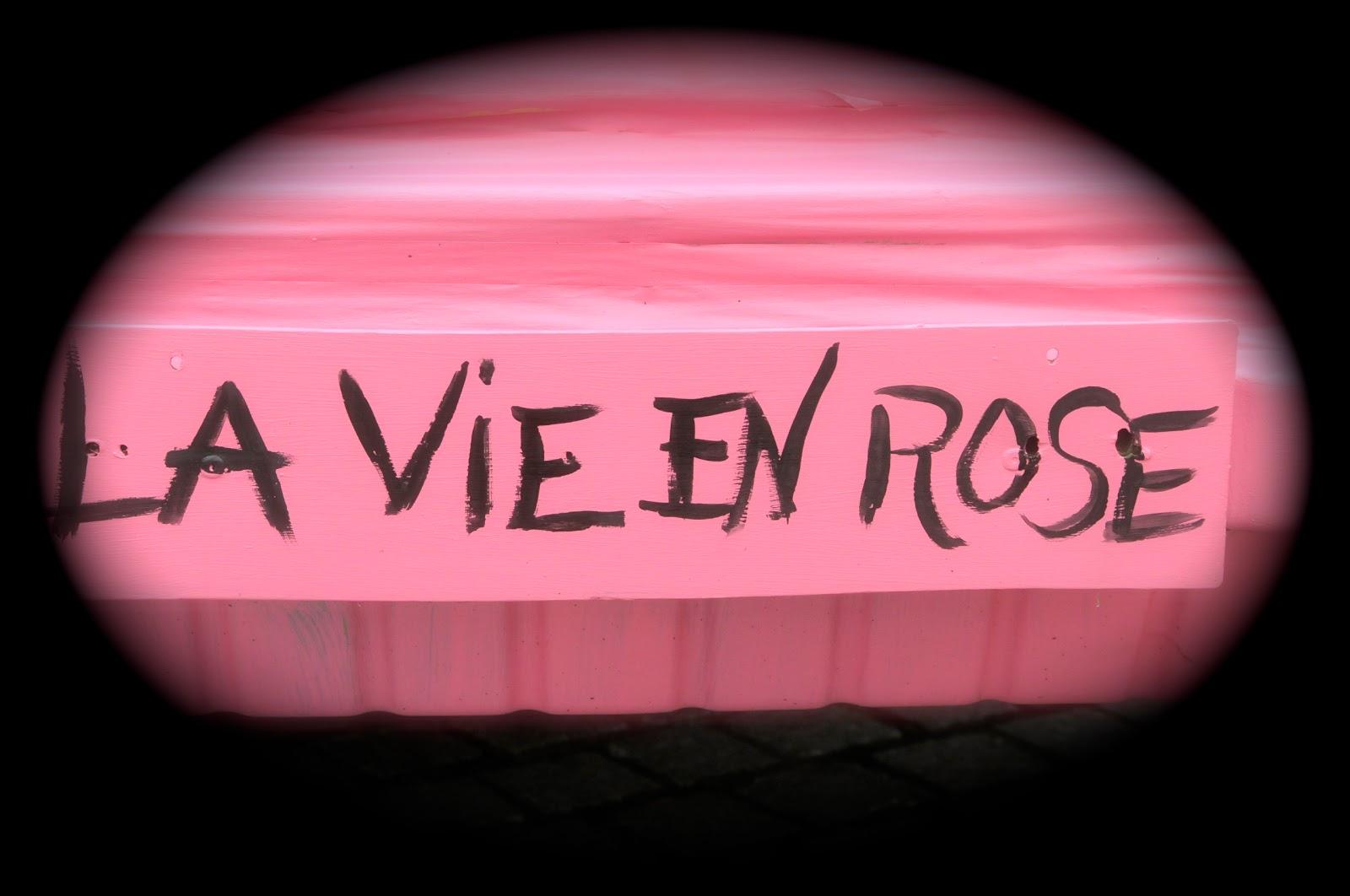 la vie en rose how to play