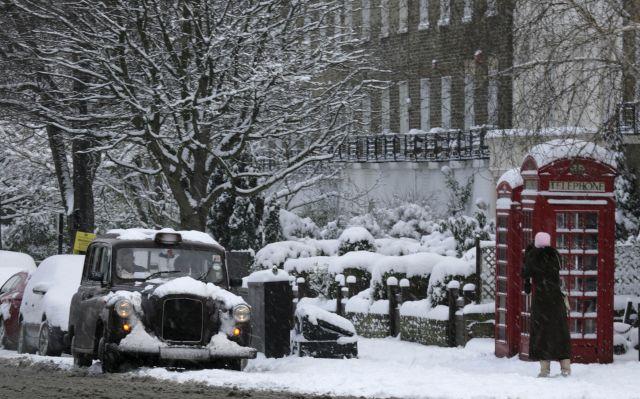 ब्रिटेन में इस साल जानलेवा ठंड की चेतावनी