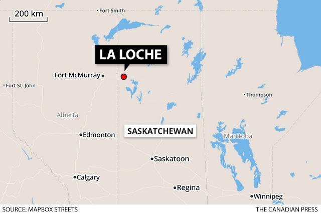 La Loche SK Canada