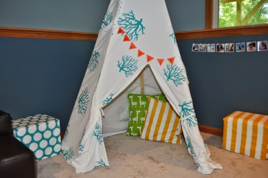 teepee tutorial