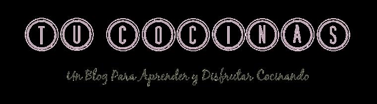Tú cocinas - Un blog para aprender y disfrutar cocinando