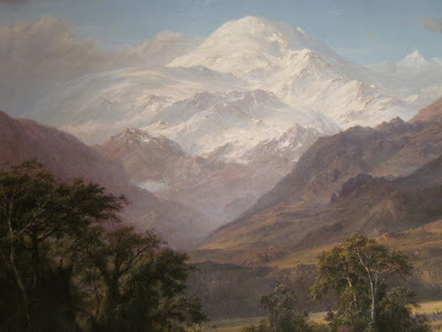 Frederic Church the Heart of the Andes