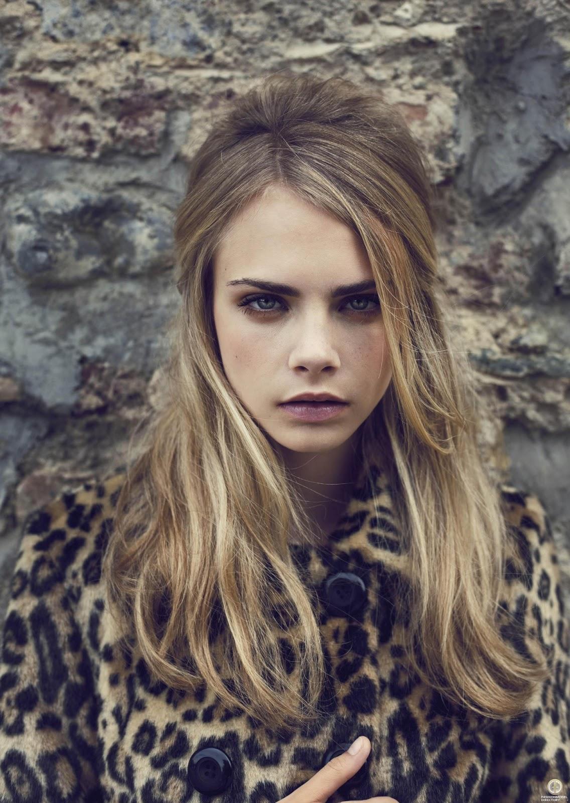 Miss Eva : Model crush: Cara Delevingne
