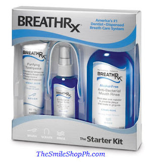 Scientific Bad Breath Treatment System