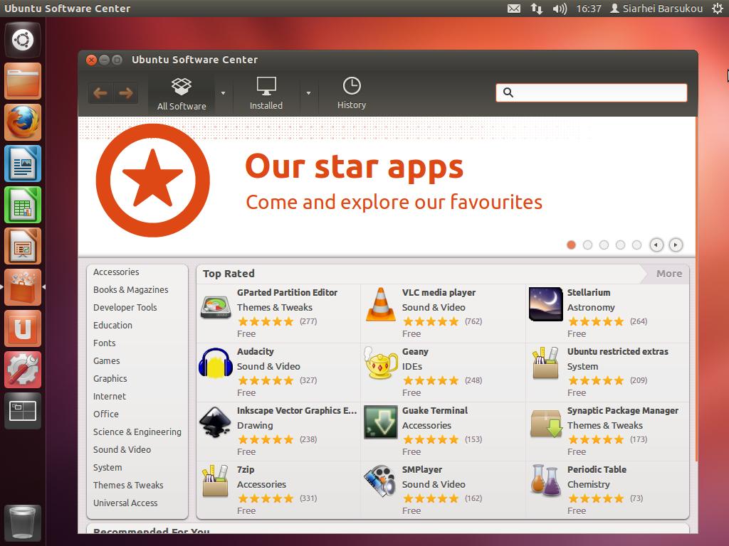 Gnome 3 en ubuntu 1204 esbuntu