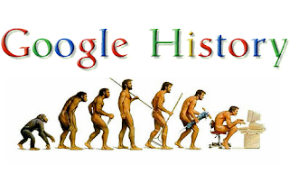 google history geçmişini silme