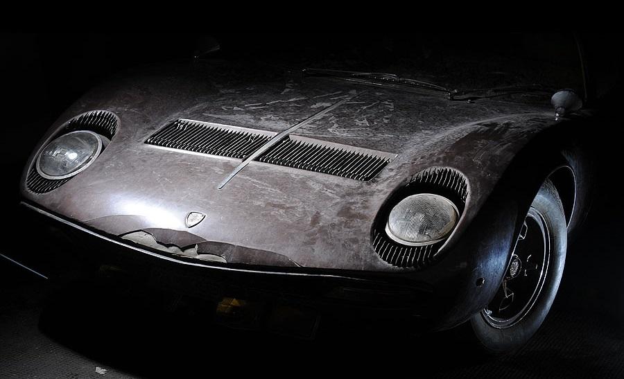 Charmant The Aristotle Onassis 1969 Lamborghini Miura P400S