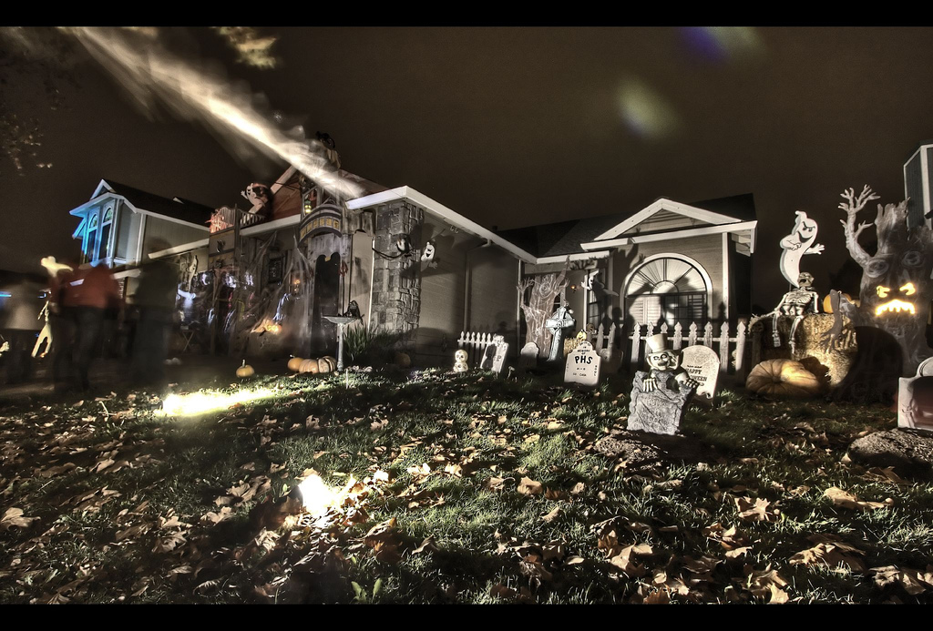 Ghost Hunting Theories HowTo Create Epic Halloween Homes