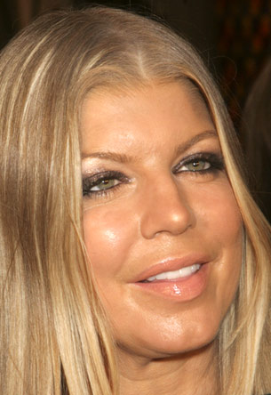 American singer-songwriter Fergie ( real name : Stacy Ann Ferguson) is ...