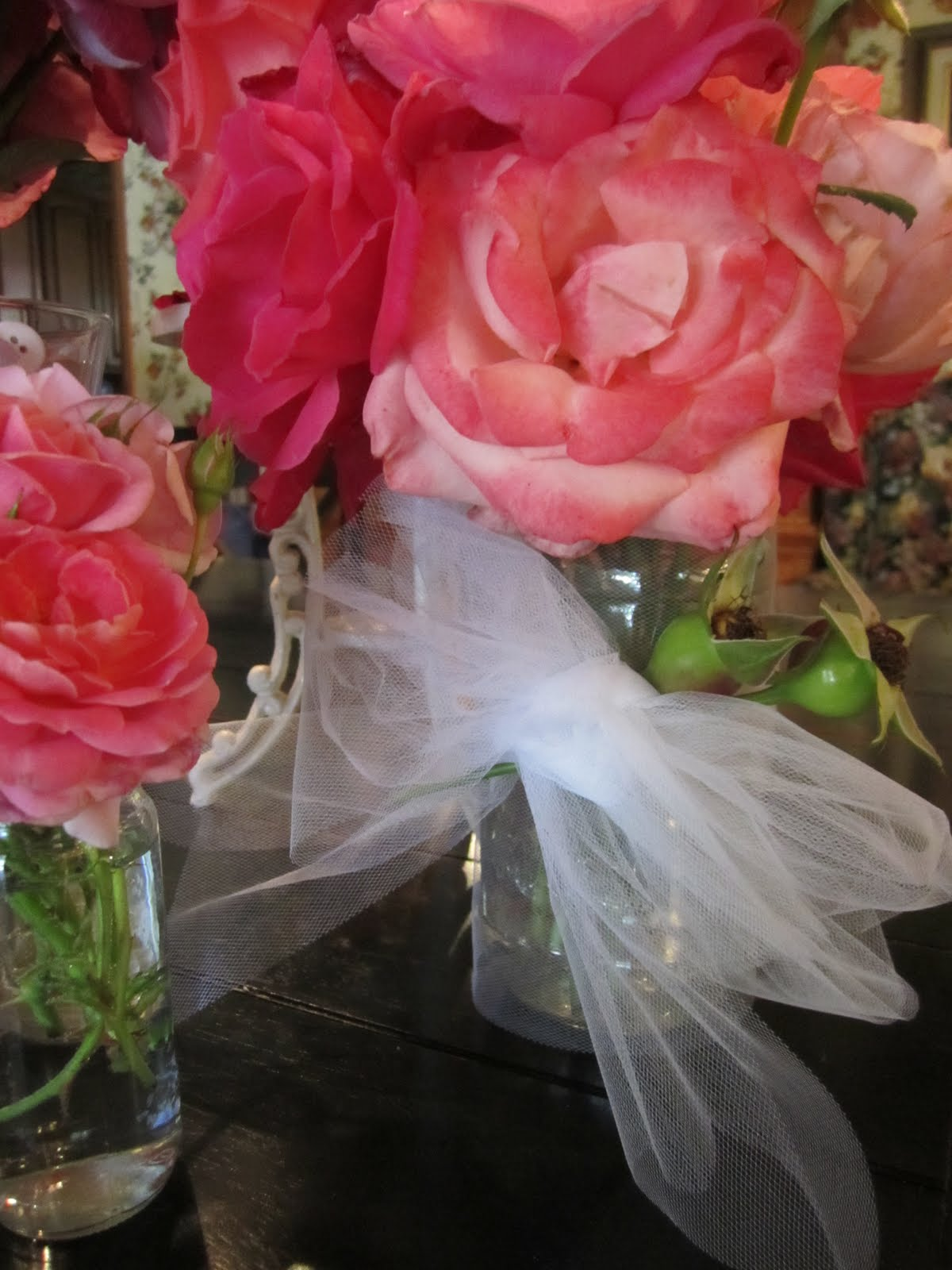 Mothers Day Flower Vases DIY Home Wendys Hat