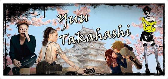 Cabecera del blog Yuu Takahashi