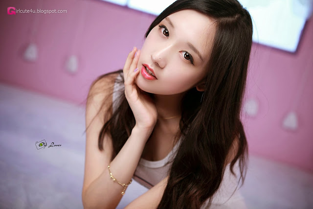 1 Lovely Hye Ji - very cute asian girl - girlcute4u.blogspot.com