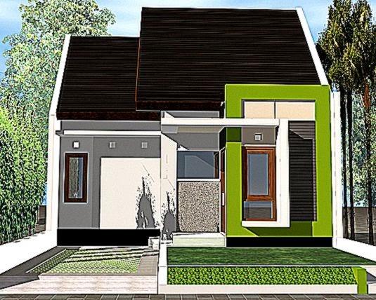 model rumah sederhana minimalis design rumah minimalis