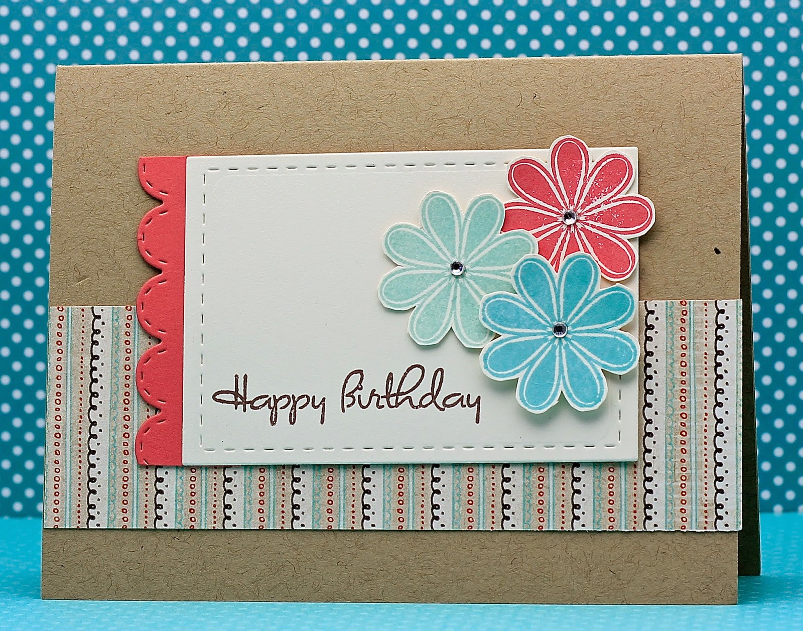 Empty Nest Crafter Husband Kit Birthday Card