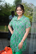 Swathi Glam photos in green-thumbnail-3