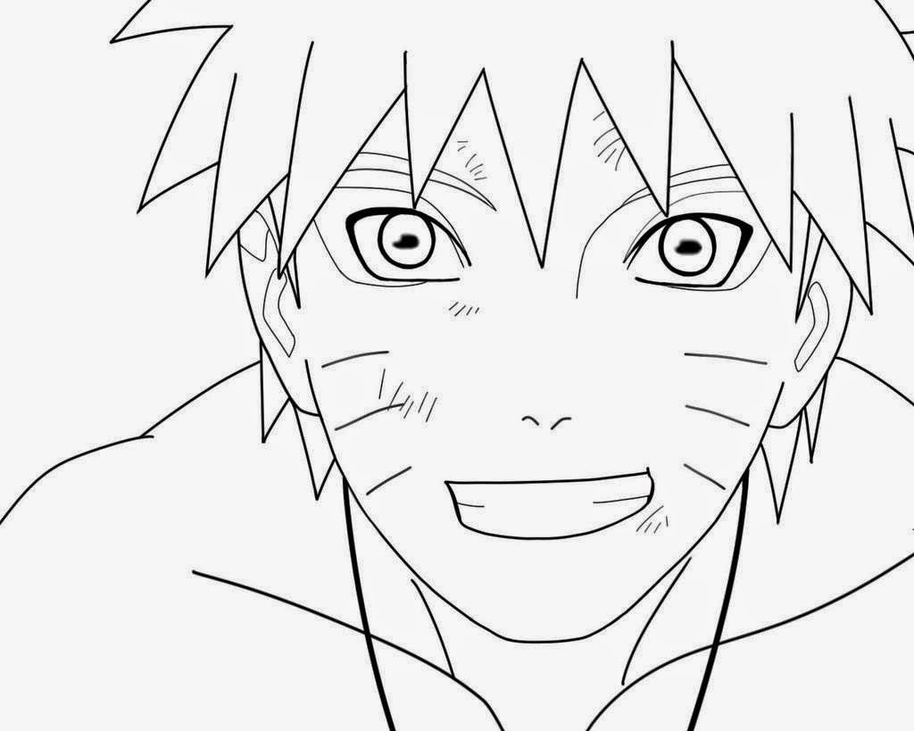 Kokobrio naruto 39 s drawing books for Anime coloring pages naruto