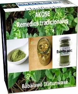 OKOSE-REMEDIOS TRADICIONALES