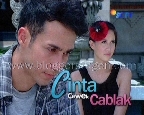 FTV Cinta Cewek Cablak ( SCTV )