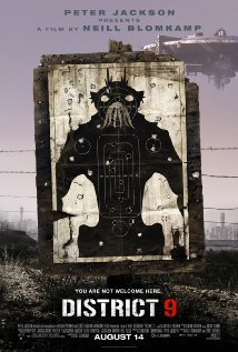 District 9 (2009) BluRay 720p 700MB