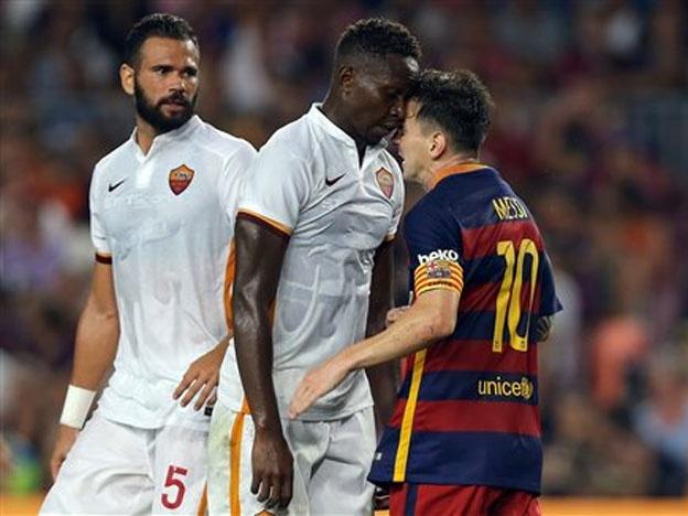 Top 5 Barca: Marco Reus, Supercup comeback, Nolito, Pedro, Alen Halilovic