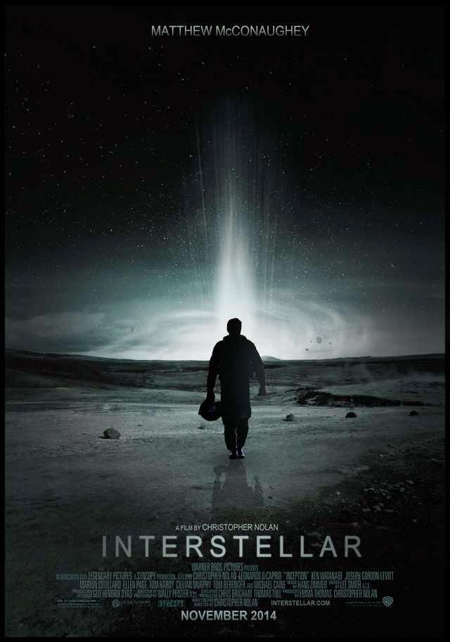 Interstellar - Official Trailer (2014)