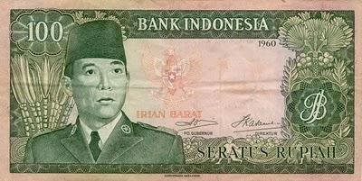 Gambar-gambar Uang Kertas Indonesia Jaman Dulu
