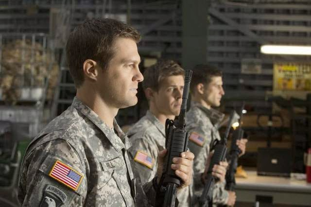 Military News - Fox confirms it canceled 'Enlisted'