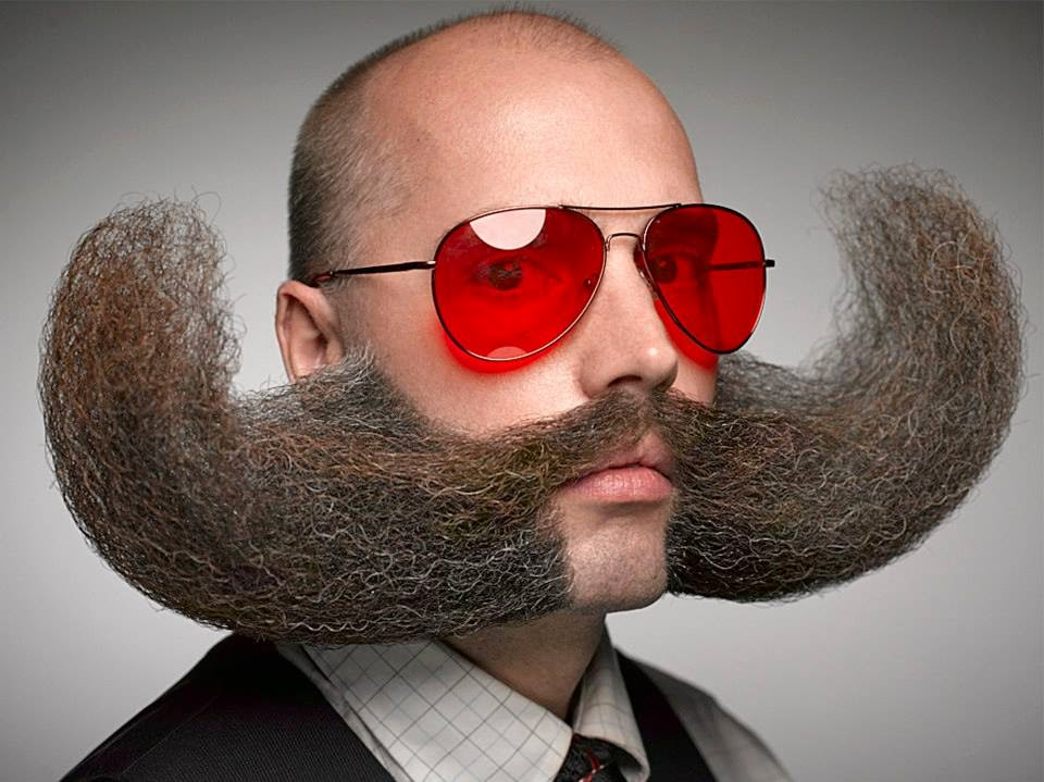 how to grow cool mustache