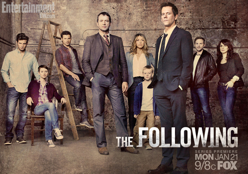 The Following 2.Sezon 8.B�l�m izle 11 Mart 2014