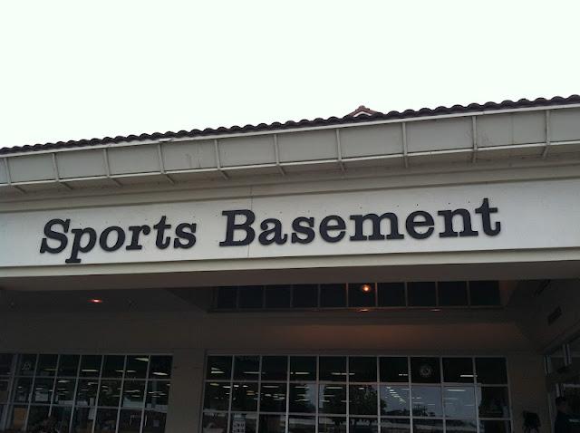 presidio sports basement