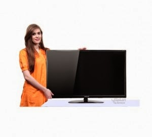 Flipkart: Buy Videocon VKC40FH 102 cm (40.2) LED TV (Full HD) at Rs.23990 (Exchange) or Rs.26990