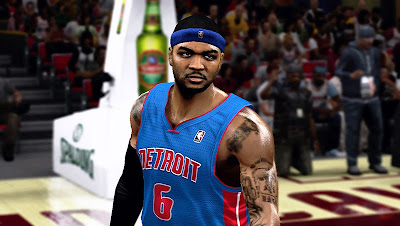 NBA 2K13 PC Realistic ENBSeries Mod