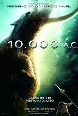 Filme Poster 10.000 A.C. DVDRip XviD & RMVB Dublado
