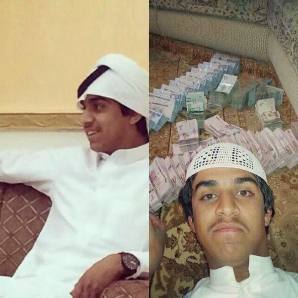 صورة تدخل شاب سعودي إلى السجن، هذه أغبى سيلفي في العالم!