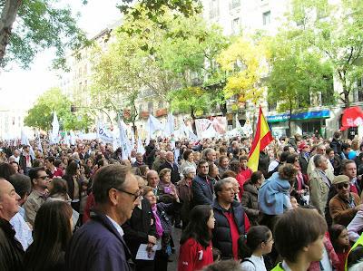 Manifestación del 22 N por la vida, aborto, mundoporlibre.com