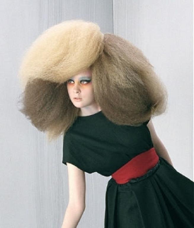 Peinados Locos Para Mujeres - Más de 1000 ideas sobre Peinados Locos Para Niños en Pinterest