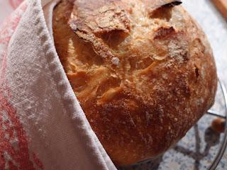 Ako som piekol chlieb