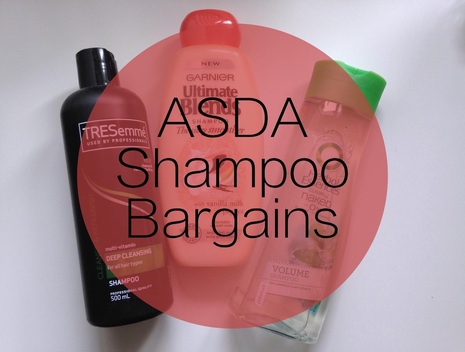 Tresemme Deep Cleansing Shampoo Garnier Ultimate Blends Herbal Essence Naked 0%volume shampoo