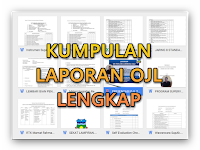 Kumpulan Laporan OJL Lengkap untuk calon Kepala Sekolah 2015/2016