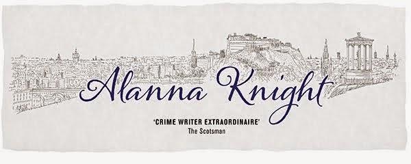 Alanna Knight Crime Writer