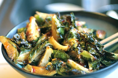 Uchiko Brussel Sprout Recipe