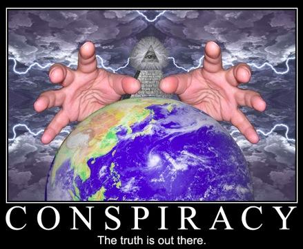 10 Teori Konspirasi Terbesar di Dunia