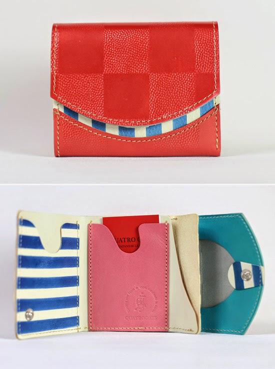 小さい財布 パラソル