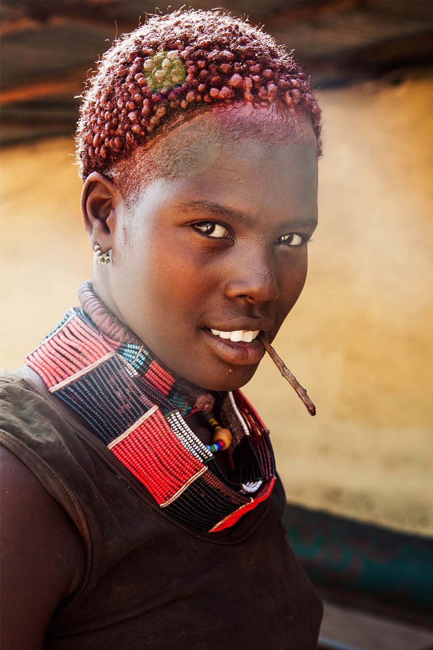 Omo Valley, Ethiopia - I Photographed Women From 37 Countries To Show That Beauty Is Everywhere