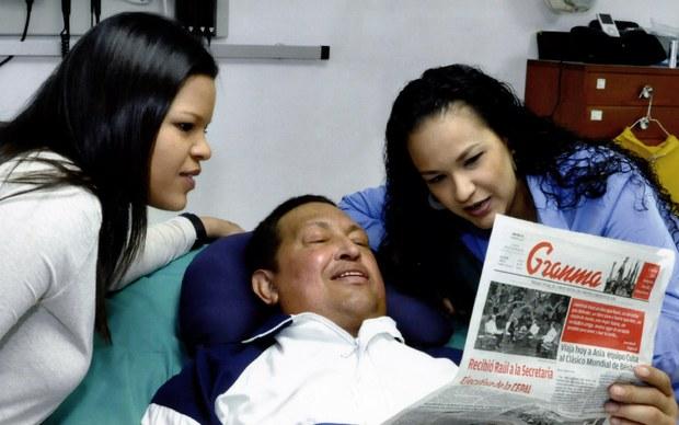 Chavez nie żyje, czyli kolejne wielkie kłamstwo kubańskie