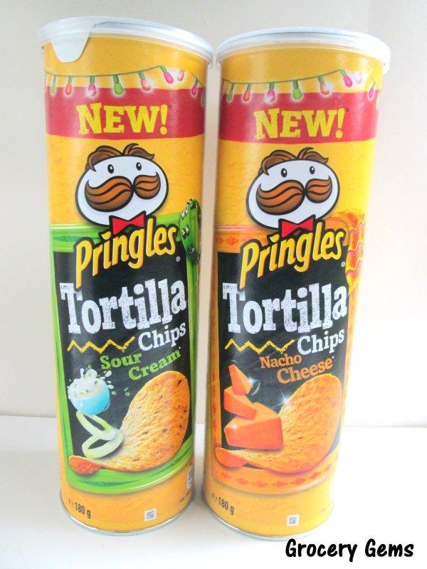 review pringles tortilla chips nacho