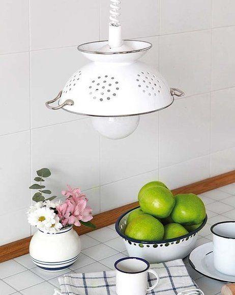 Hogar diez recicla tus utensilios de cocina for Utensilios de hogar