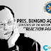 "Benigno ""Noynoy"" Aquino III 5th SONA 2014: Reaction Paper"